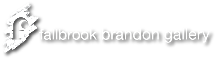 fallbrook brandon gallery logo
